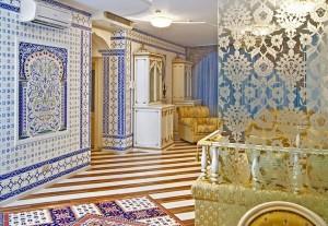 Апартаменты в Гурзуфе